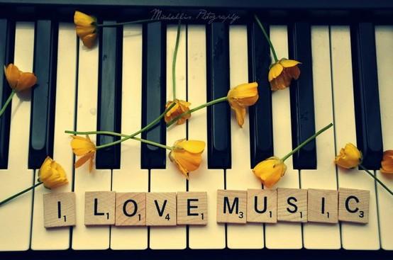 я люблю музыку картинки