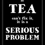 Чай поможет