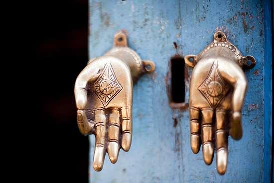 Руки Будды