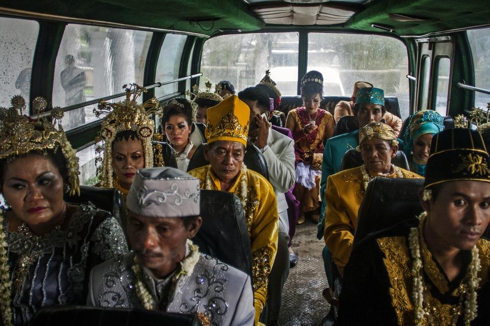 Бракосочетание для бедных