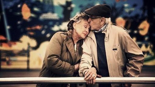 Любовь с возрастом