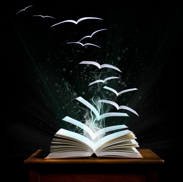 Листы книги
