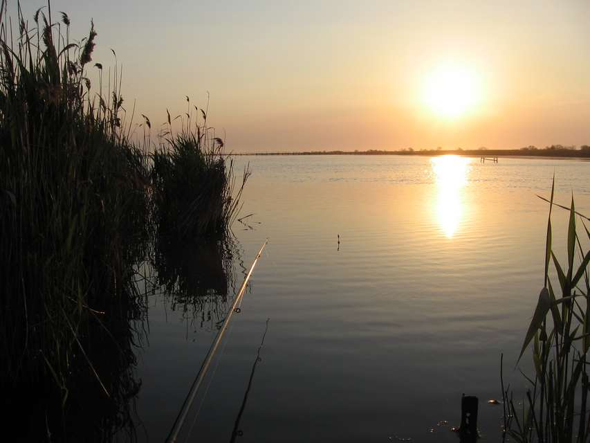 Рыбалка на Рассейке