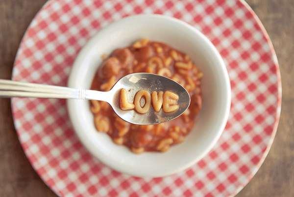 Ложка LOVE