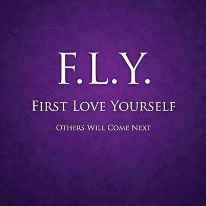 Сначала полюби себя. Остальное придёт следом.