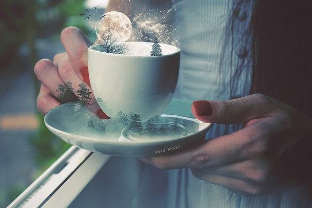 Мир в чашке чая