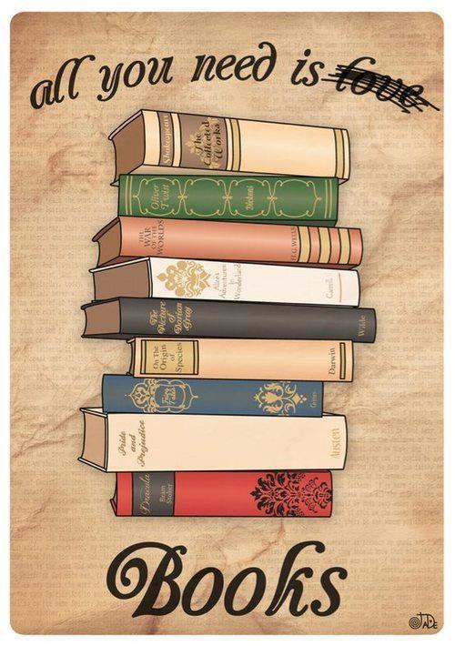 Всё что нужно - это книги