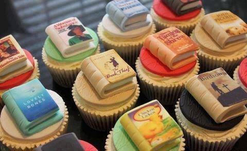Книги-пирожные