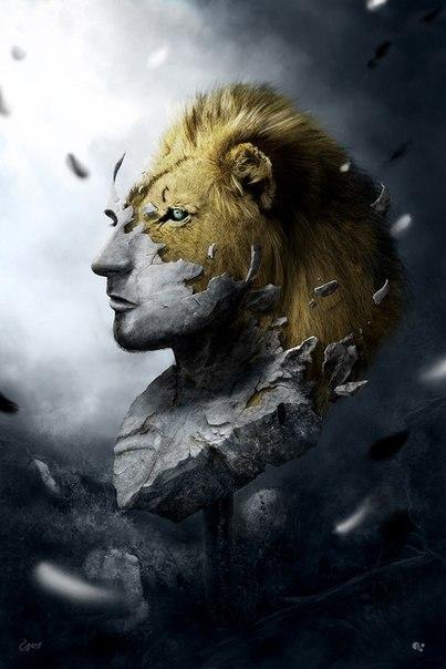 Лев-человек