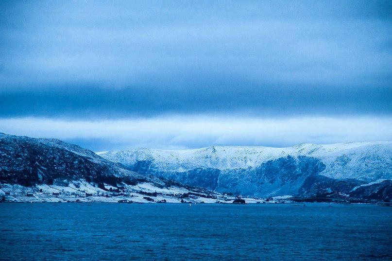 Гора в Норвегии