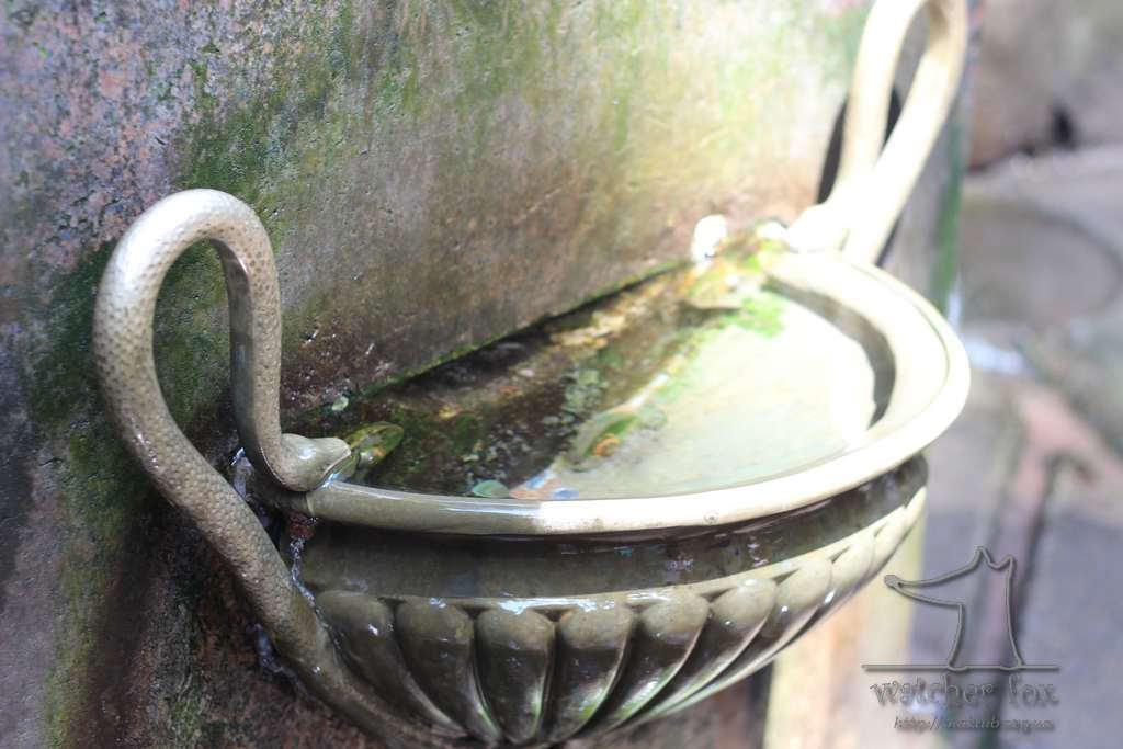 Чаша в Софиевке