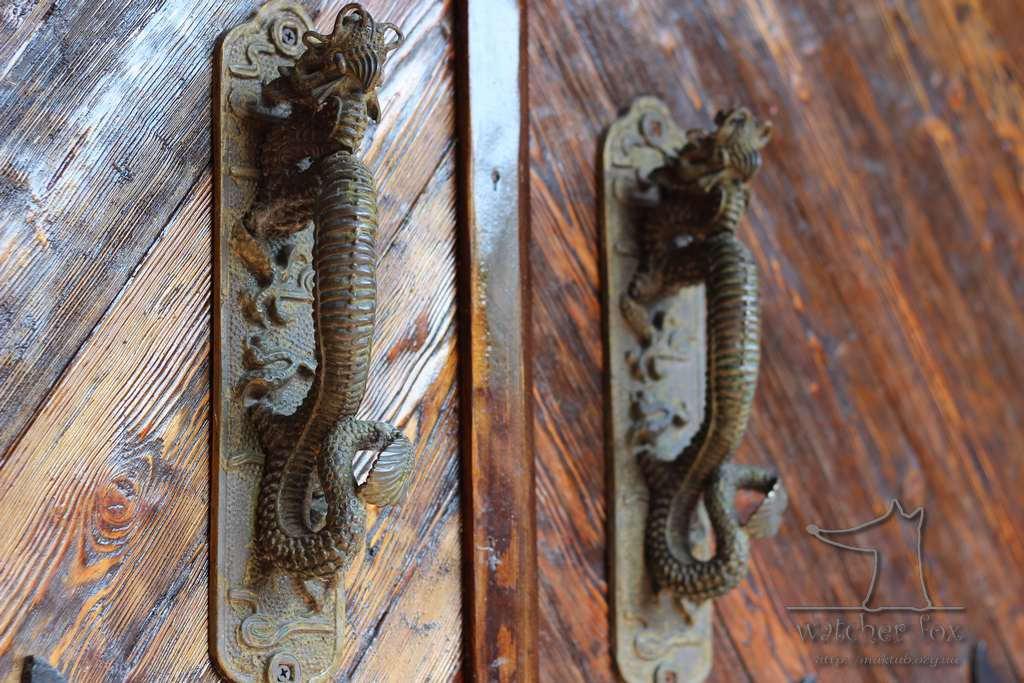 Ручки двери