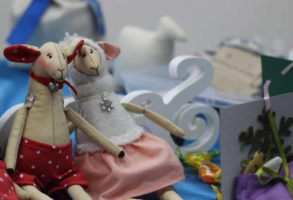 Влюблённые овечки