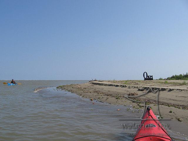 Нулевой километр Дуная