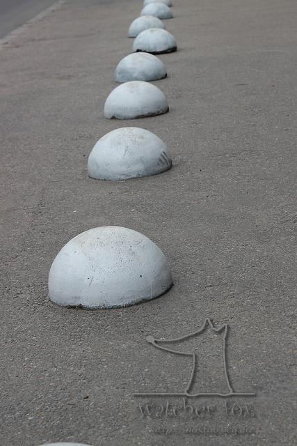 Каменные кочки