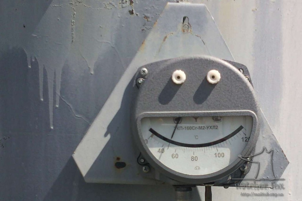 Термометр трансформатора ПС 35 кВ