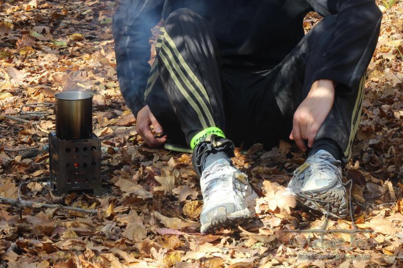 Чай в лесу