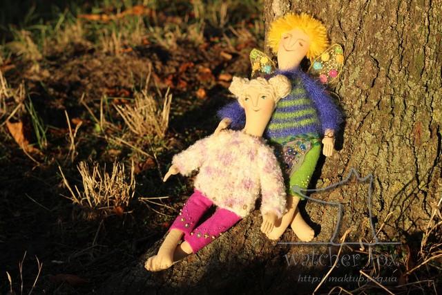 Куклы - мотыльки